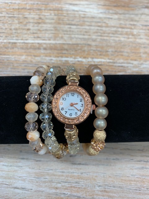 Jewelry Bead Watch Set