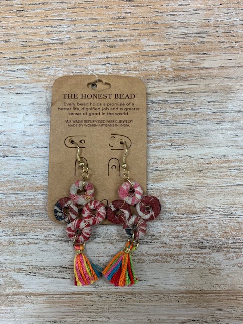 Jewelry The Honest Bead Earrings