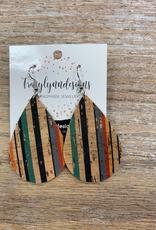 Jewelry TLD Laguna Cork Earrings