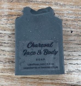 Kitchen Lake Soap, Charcoal Face & Body