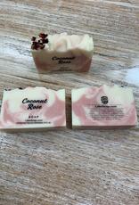 Beauty Lake Soap, Coconut Rose
