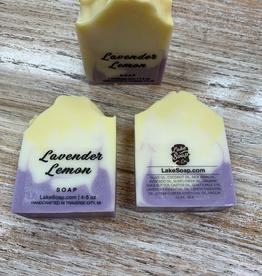Beauty Lake Soap, Lavender Lemon