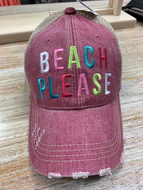 Hat Beach Please Hat