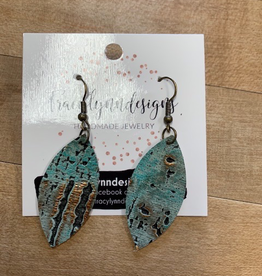 Jewelry TLD Aqua Birch Earrings