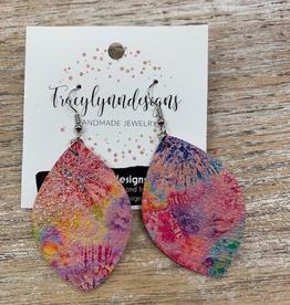 Jewelry TLD Tie Dye Earrings