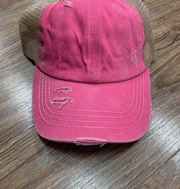 Hat CC Criss Cross Trucker Cap