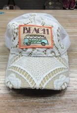 Accessory Beach Hippie Crochet Hat