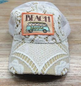 Accessory Beach Hippie Crochet Hat