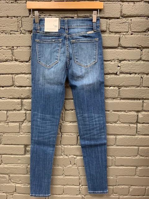 Jean Ashlyn MidRise Skinny Jeans