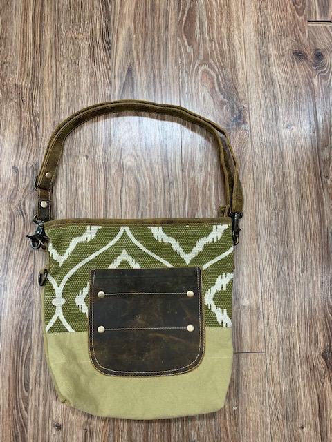 Bag Arty Canvas Shoulder Bag