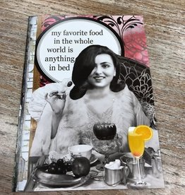 Card Anything in Bed Card