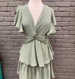 Dress Brooke Flutter Layer Dress
