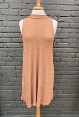 Dress Maggie Mock Dress w/ Tie Back
