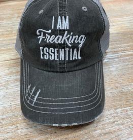 Hat I Am Freaking Essential Hat