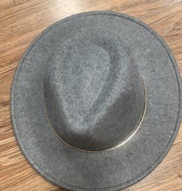 Hat Gold Bar Fedora