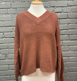 Sweater Ingrid V-Neck Sweater