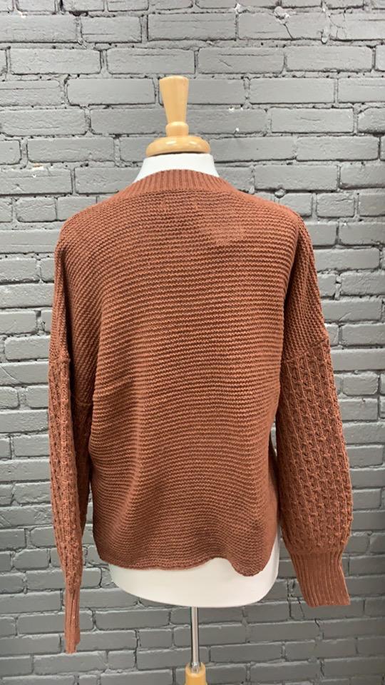 Sweater Ingrid V-Neck Sweater