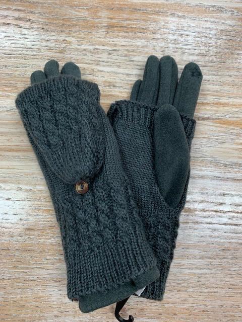 Gloves Knit Fleece Touchscreen Gloves