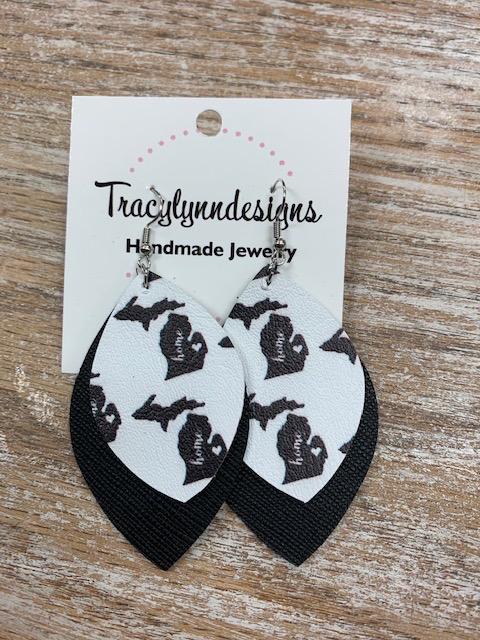 Jewelry TLD Michigan Earrings