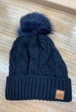Beanie Navy Knit Beanie