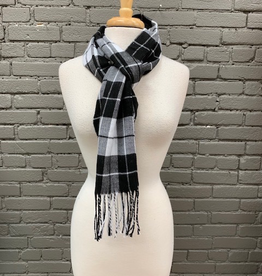 Scarf Checkered Scarf