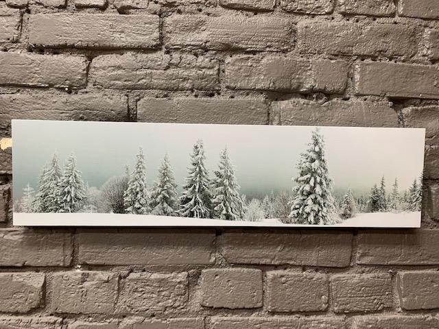 Decor Panoramic Tree Wall Decor