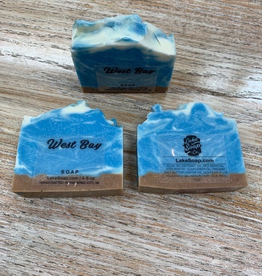 Beauty Lake Soap, West Bay