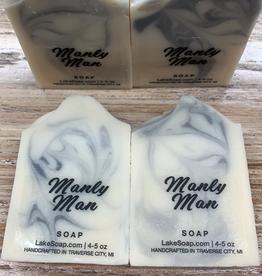 Beauty Lake Soap, Manly Man