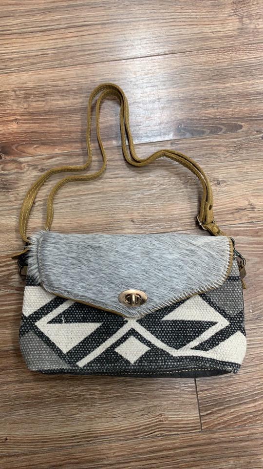 Bag Grey Clandestine Small & Crossbody