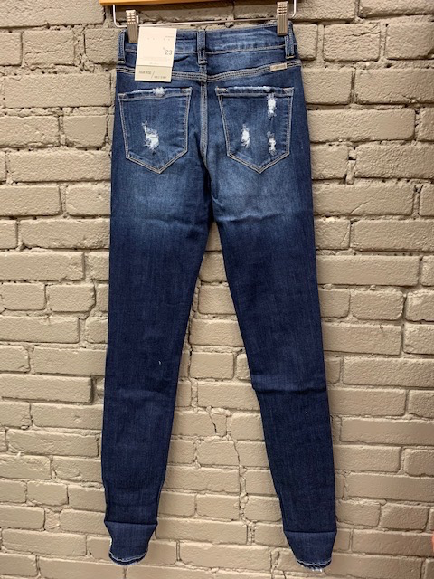 Jean Chelsea High Rise Skinny Jeans