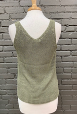Tank Darla Knit Tank Top