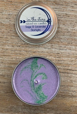 Candle In The Stars Candles, Sage Lavender