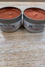 Candle In The Stars Candles, Pumpkin Spice