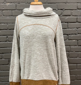 Sweater Audra Cowl Neck Sweater