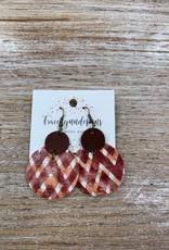 Jewelry TLD Dana Plaid Earrings