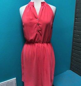 Dress Pink Teagan Racerback Dress