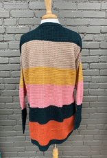 Cardigan Betsy Multi Colored Cardi