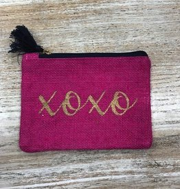 Bag XOXO Small Jute Bag