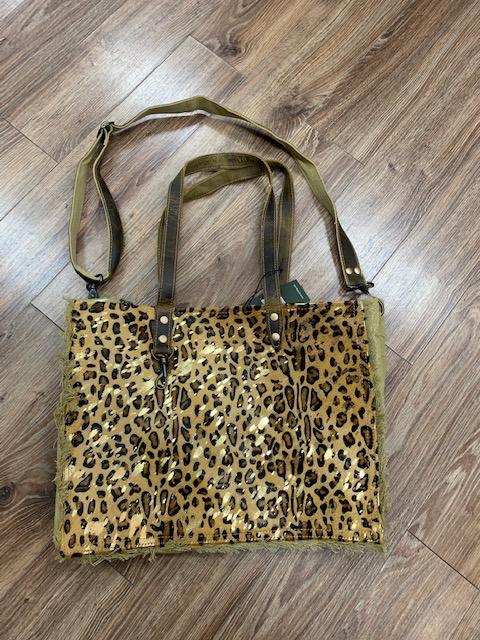 Bag Hunter Canvas Hairon Bag