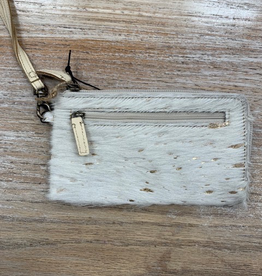 Wallet Snowy Affair Leather Hairon Wallet