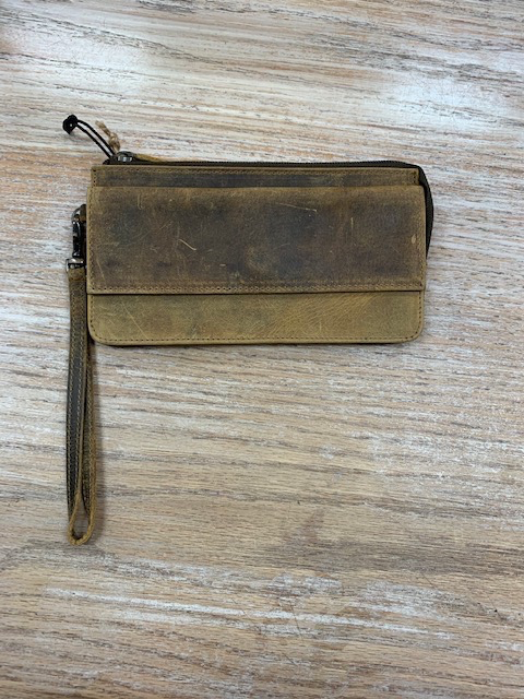 Wallet Perfect Tan Leather Wallet