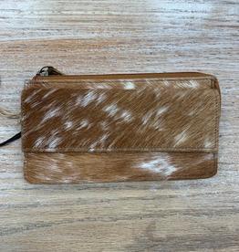 Wallet Debatable Leather Hairon Wallet