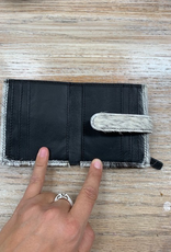 Wallet Stain Leather Hairon Wallet