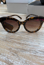 Sunglasses Sunglasses- Big Lens Tortise