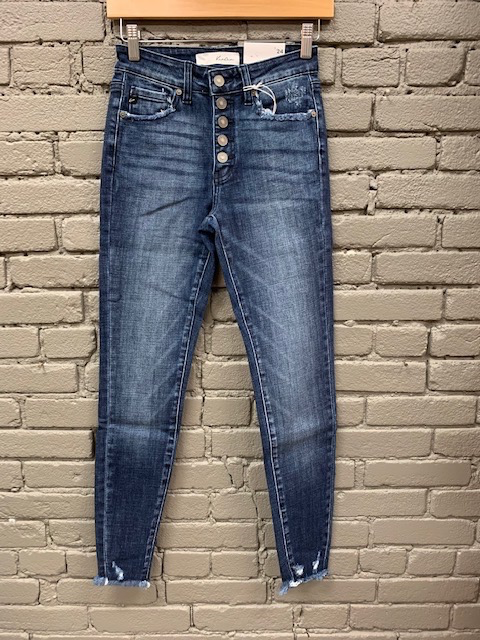 Jean Pheeb High Rise Skinny Jeans