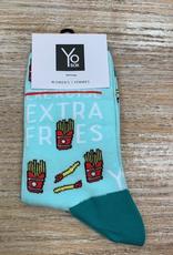 Socks Women's Crew Socks- ExtraFries