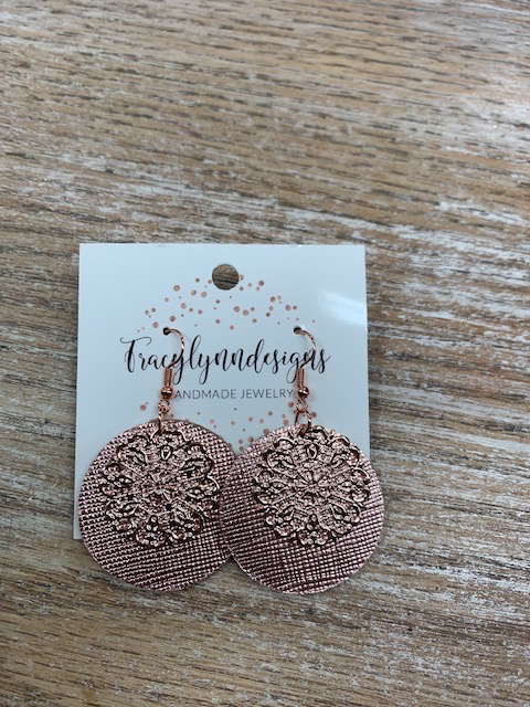 Jewelry TLD Rose Snowflakes