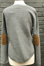 Sweater Julia Elbow Patch Sweater