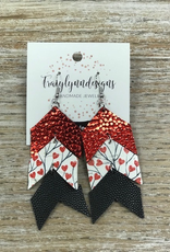 Jewelry TLD Valentine Earrings