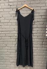 Jumpsuit Amie Black Tie Jumpsuit